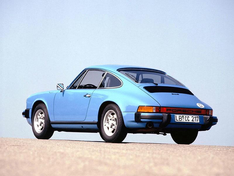 911 S 2.7, 911 S 2.7 Targa (1974 - 1975)