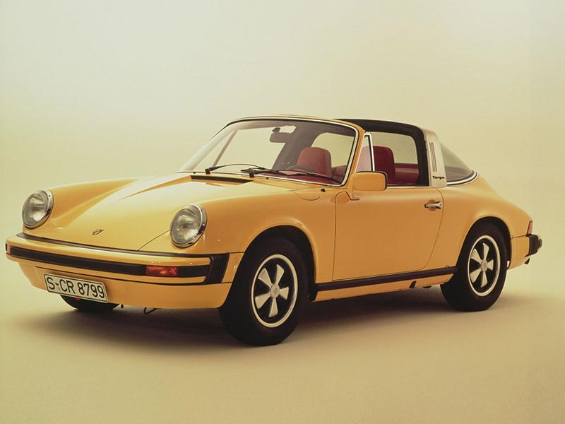 911 2.7, 911 2.7 Targa (1976 - 1977)