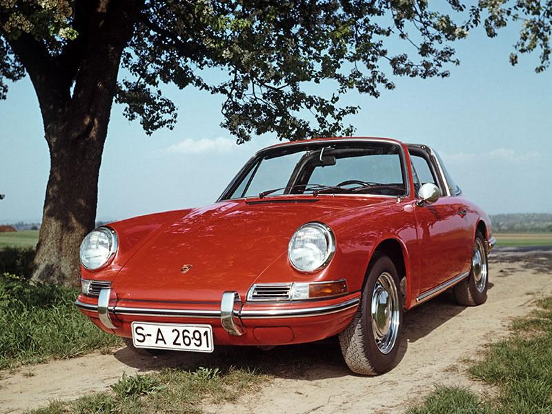 911 2.0 Targa (1967)