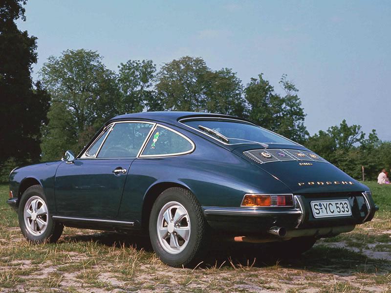 911 S 2.0, 911 S 2.0 Targa (1967 - 1968)
