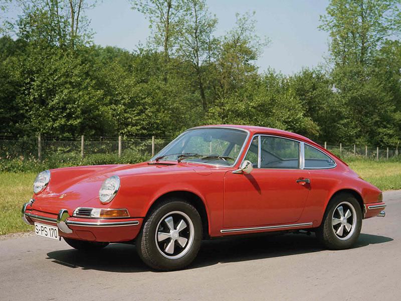 911 T 2.0, 911 T 2.0 Targa (1968 - 1969)