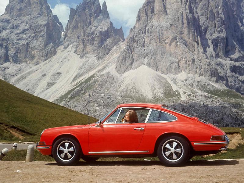 911 L 2.0, 911 L 2.0 Targa (1968)