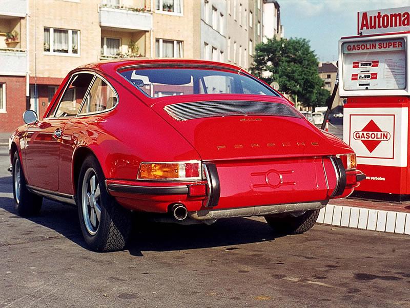 911 E 2.0, 911 E 2.0 Targa (1969)