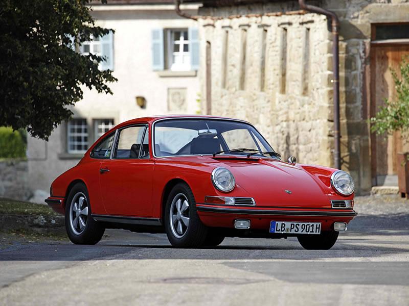 911 S 2.0, 911 S 2.0 Targa (1969)