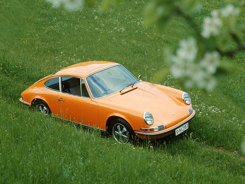911 E 2.2, 911 E 2.2 Targa (1970 - 1971)