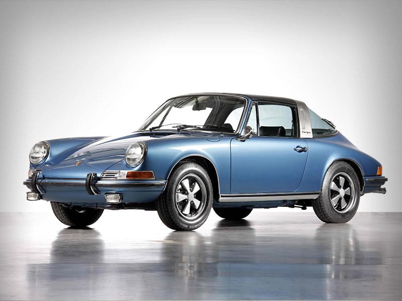 911 S 2.2, 911 S 2.2 Targa (1970 - 1971)