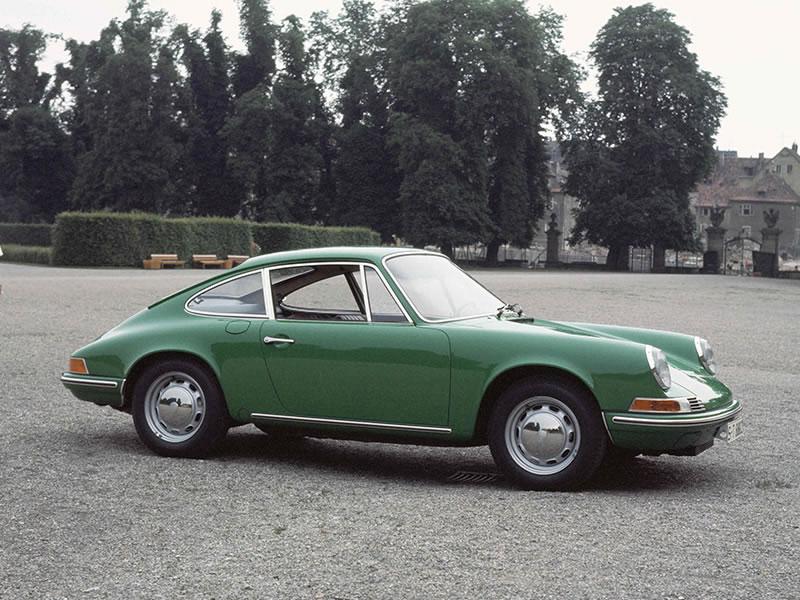 911 T 2.4, 911 T 2.4 Targa (1972 - 1973)