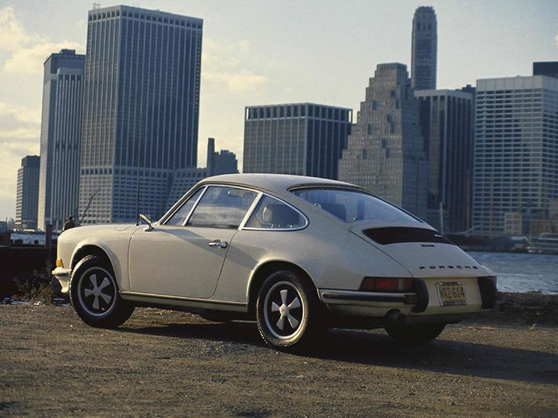 911 S 2.4, 911 S 2.4 Targa (1972 - 1973)