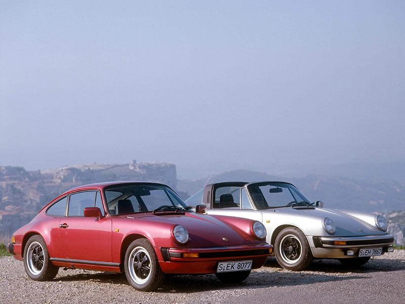 911 SC 3.0, 911 SC 3.0 Targa (1981 - 1983)