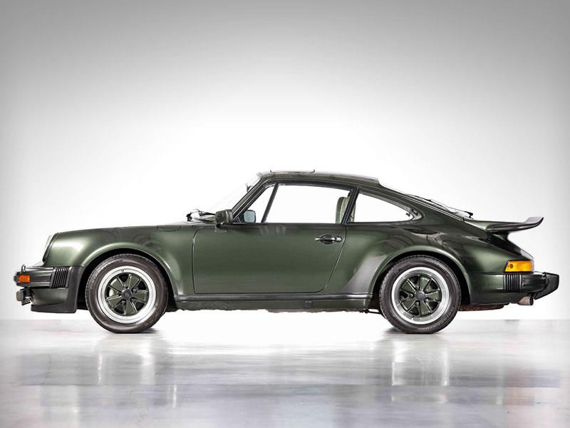 911 Turbo 3.0 (1975 - 1977)