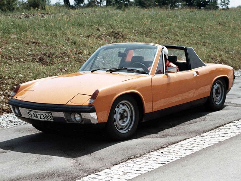 914/6 (1970 - 1972)