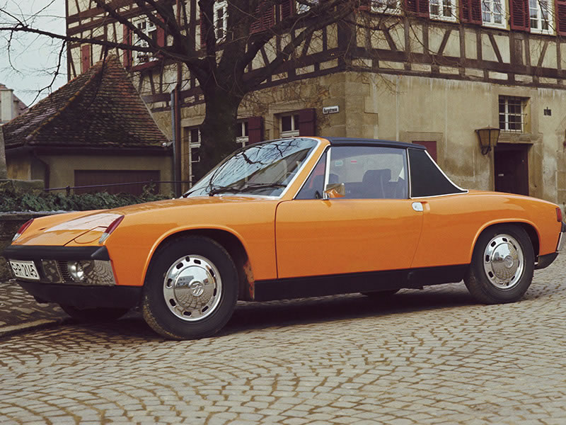 914 1.7 (1970 - 1973)