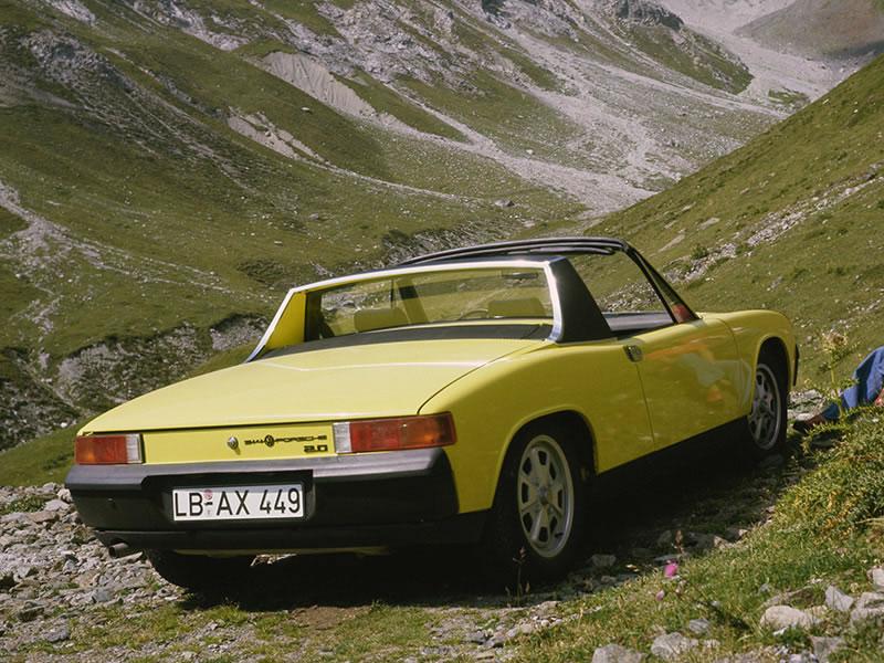 914 2.0 (1973 - 1976)