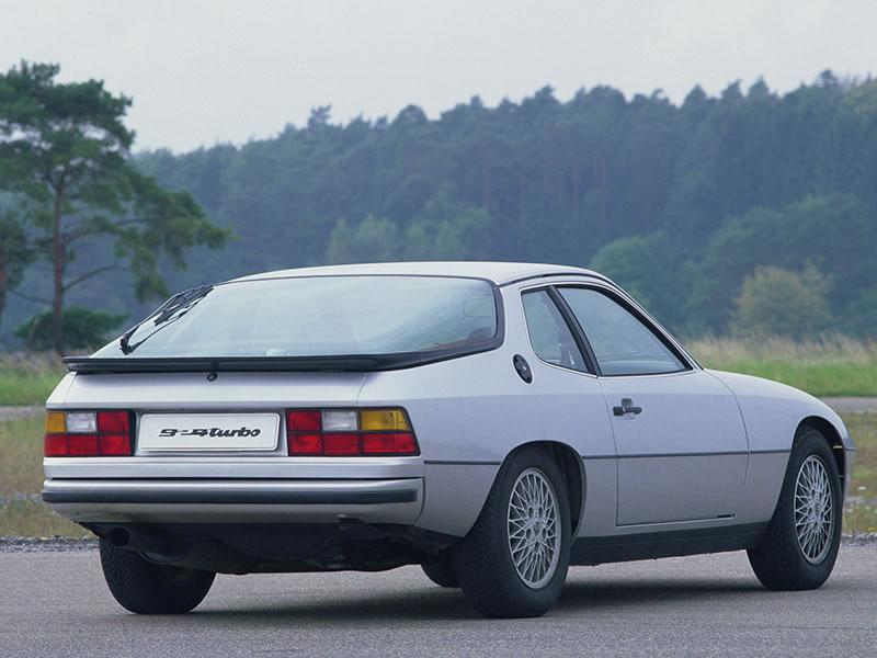 924 Turbo (931) (01/1979 - 1984)