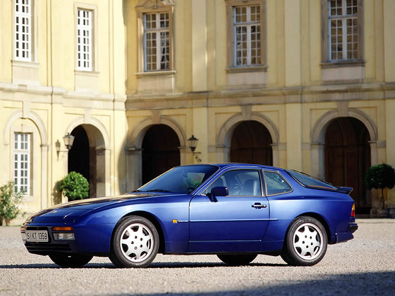 944 S2, 944 S2 Cabriolet (1989-91)