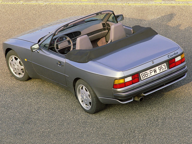 944 Turbo Cabriolet (1991)