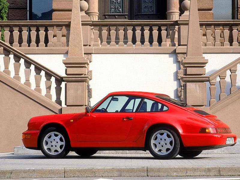 911 Carrera 4 (1989 - 1993)