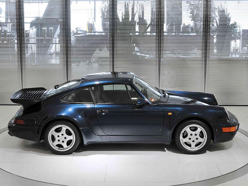911 Turbo 3.3 (1991 - 1992)