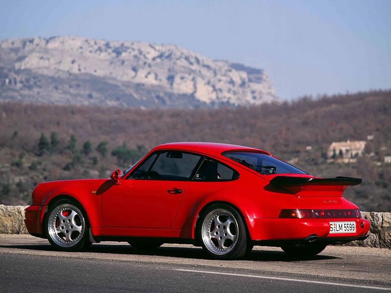 911 Turbo 3.6 (1993 (t/m december))