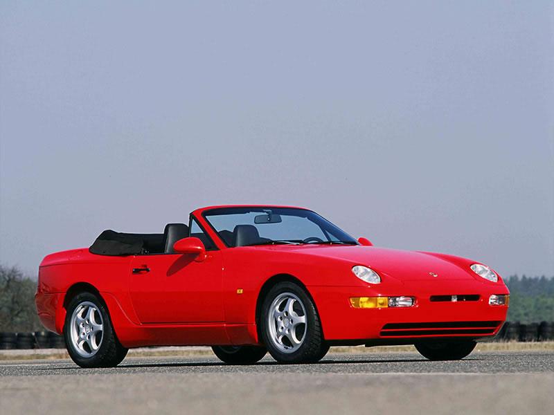 968, 968 Cabriolet (1992 - 1995)