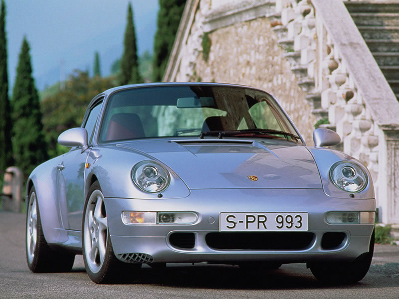 911 Carrera 4S (1996 - 1998)