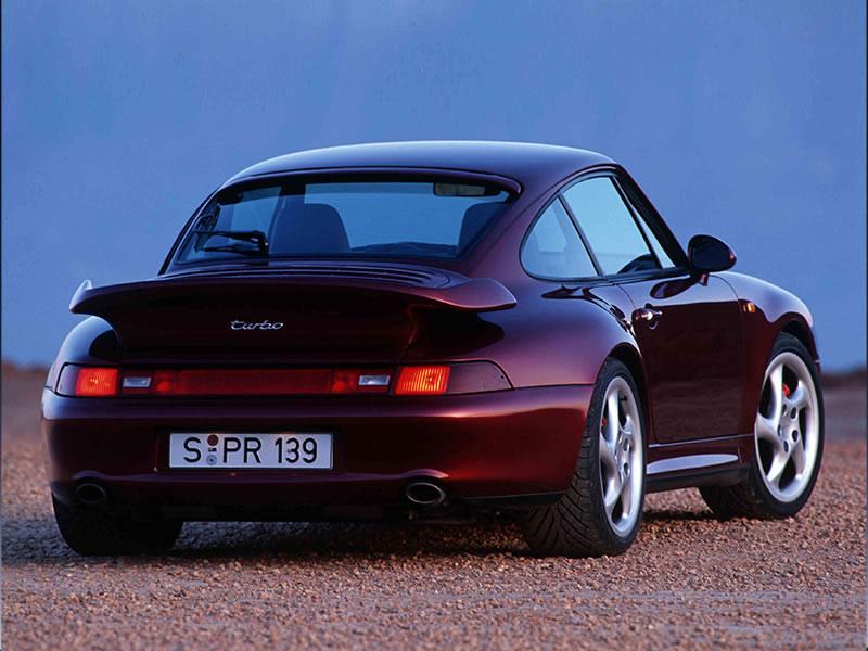 911 Turbo (1995 - 1998)